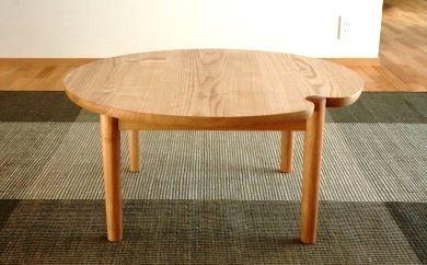 甘楽木工房のオーダー家具(テーブル、イス)