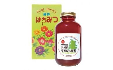 026-09ニホンミツバチ生蜂蜜  24,900pt