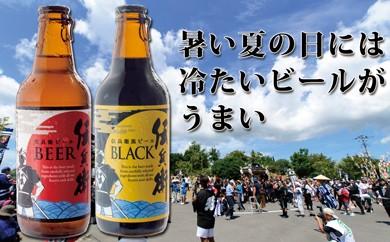 B‐047 伝兵衛クラフトビール・黒ビール12本セット 焼酎蔵薩州濵田屋伝兵衛