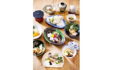 050-011 日本料理店「三幸苑」ふるさと会席ペアご招待券