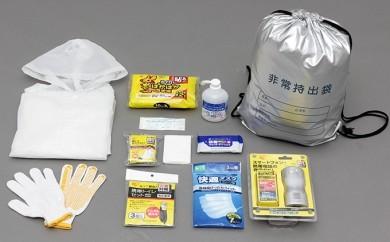 [№5791-0086]避難袋セット(12アイテム入)