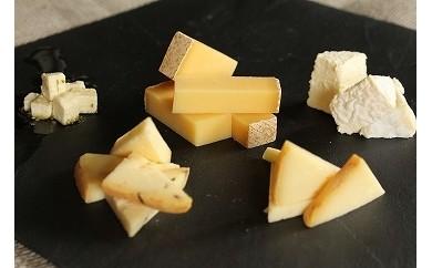 CA-21001 チーズ工房チカプの根室産チーズ詰め合わせ[174030]