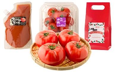 K024 とってもトマトセット 【7,000pt】