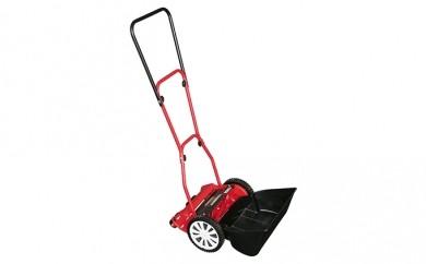 [№5824-0085]スパッと切れる手動式芝刈機「ナイスイーグルモアーGFE-2500N」芝生お手入れ用品