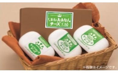 [№5859-0007]しまねおおなん町産ナチュラルチーズ詰め合わせギフト