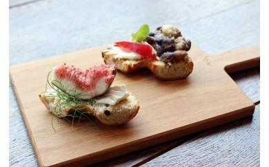 食卓ががらりと変わる 永尾さんのカッティングボード(ウォールナット)