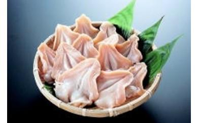 知床羅臼産 お刺身むけ開きつぶ貝 鮭節昆布醤油セット