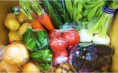 旬の野菜詰め合わせ