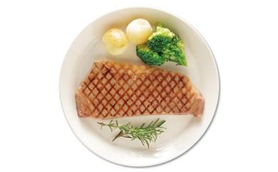 T012 にいがた和牛 ロースステーキ(200g×3)【75P】