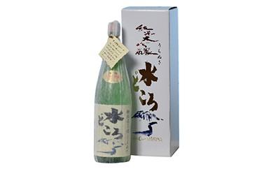 AM01 純米大吟醸「うちぬき水どころ」1.8L【30pt】