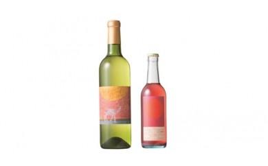A-11 安心院*小さなワイン工房ワイン(白・マスカットベリーA)4