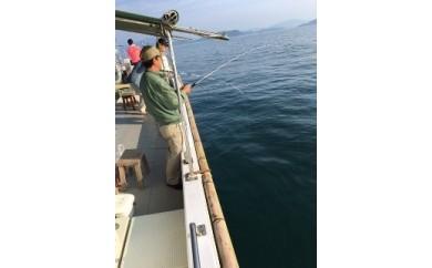 C753 竹原遊魚乗り合いプラン