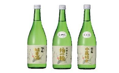 SF02 「梅一輪」蔵元推奨酒セット【10,000pt】