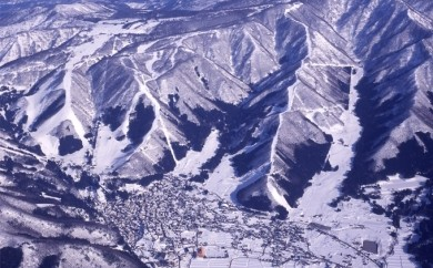 [№5869-0035]F-3 野沢温泉スキー場シーズン券