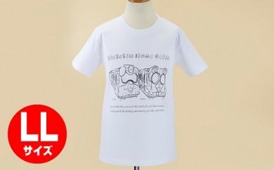 [№5825-0054]近鉄生駒ケーブル・Tシャツ(LLサイズ)