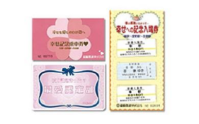 ST14 島鉄(しまてつ)幸せ記念乗車券セット【15pt】