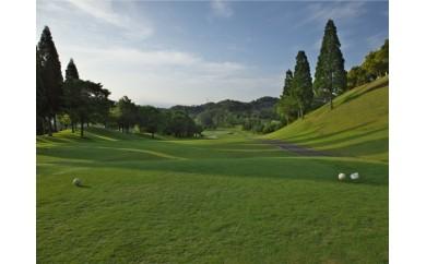 K-3 かしおゴルフ場平日プレー券(4名)