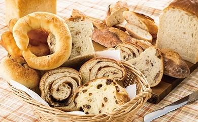 [基-28]湧き水でこねたパン ラトリエ ドゥバンのパンセット