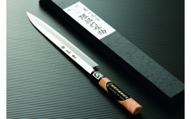 E7.刺身包丁(鉄)(熊本県伝統的工芸品)