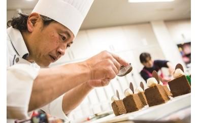 I017 es koyama 特別お菓子教室ご招待