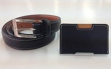 [№5641-0060]牛革メンズセット(805・809)