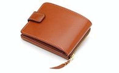 [№5665-0012]財布 ドル入付札入れ