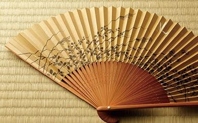 鈴木扇子店 / 【SZ02】 №25052 蜻蛉・瓢箪  【13000pt】