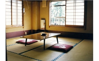 [Xa-08]さざえ荘宿泊 感謝券利用