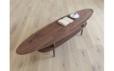 BG17 LEGARE Oval Table 168 walnut【375,000pt】