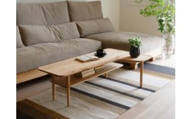 BG25 LEGARE Corner Table 112 Left walnut【307,500pt】