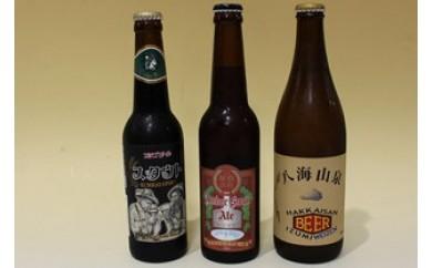 【D18】クラフトビール3本セット