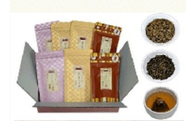【10019】ちょっと贅沢な 自家焙煎ほうじ茶詰合せ
