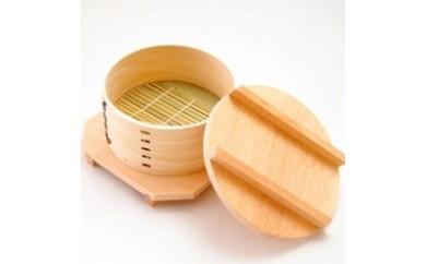 【E26】寺泊の伝統工芸品4寸わっぱ