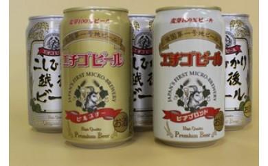【C07】エチゴビールベストセレクション