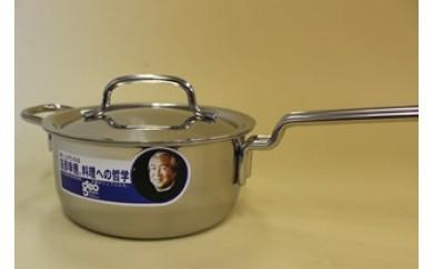 【F11】燕市の地場産製品「ジオ・プロダクト片手鍋」