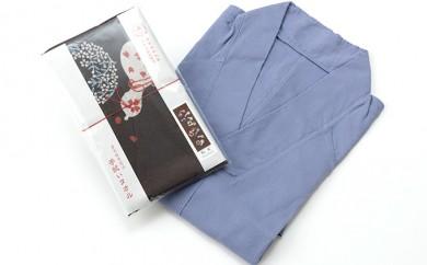 """[№5862-0092]""""和の色""""純日本製『きもの衿』シャツ&和柄手拭たおる"""