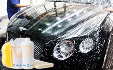 [№5862-0065]洗車と同時にコーティング完了♪たっぷり使える詰め替えセット