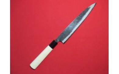 BB204 土佐打刃物職人謹製・本格黒打ち包丁 小柳包丁刃渡り210mm【650pt】