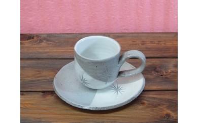 T05-1 みほし窯コーヒーカップ