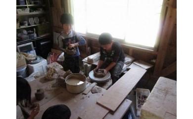 J02-1 みほし窯体験教室