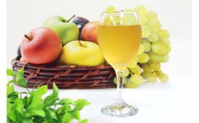 果汁100%ストレートジュース 600ml×6本セット