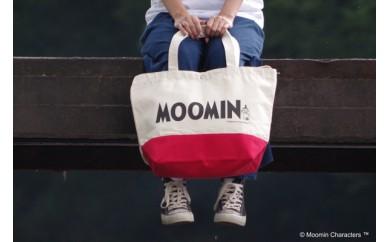 【ムーミン基金限定】2Way キャンバストートバッグ(リトルミイ)