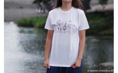 【ムーミン基金限定】オーガニックコットンTシャツ(リトルミイ)