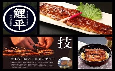 (386)3億円達成記念!鰻の匠「目利きの鯉平」国産うなぎ110g×8尾