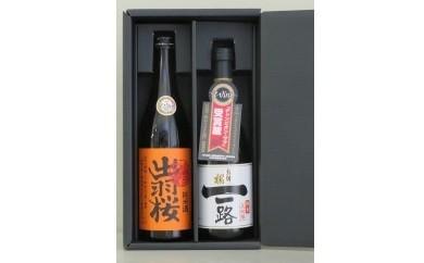 30B6003 出羽桜(チャンピオン・SAKE)セット