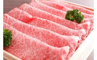 牛肉 飛騨牛 すきやき肉 すき焼き 飛騨市推奨特産品[D0017]