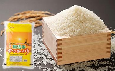 30-15 無洗米ひのひかり 奈良県産 5kg