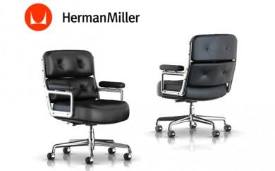 [№5809-0387]ハーマンミラー イームズ EAMES  エグゼクティブチェア オフィスチェア 椅子