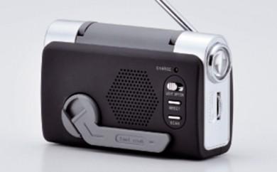 [№5882-0005]STR-03 エコロジートリプルラジオ