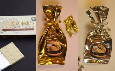 [№5725-0017]ジンジャーショコラ2種・ジンジャーチョコレート(ホワイト)セット